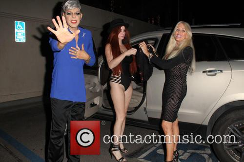 Sham Ibrahim, Phoebe Price and Kathy Brown 7