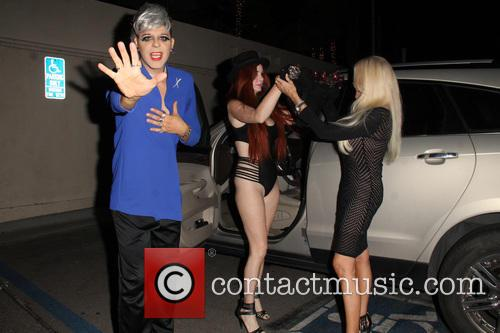 Sham Ibrahim, Phoebe Price and Kathy Brown 8
