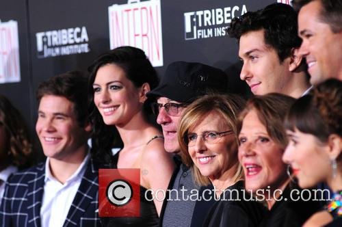 The Intern Cast 4