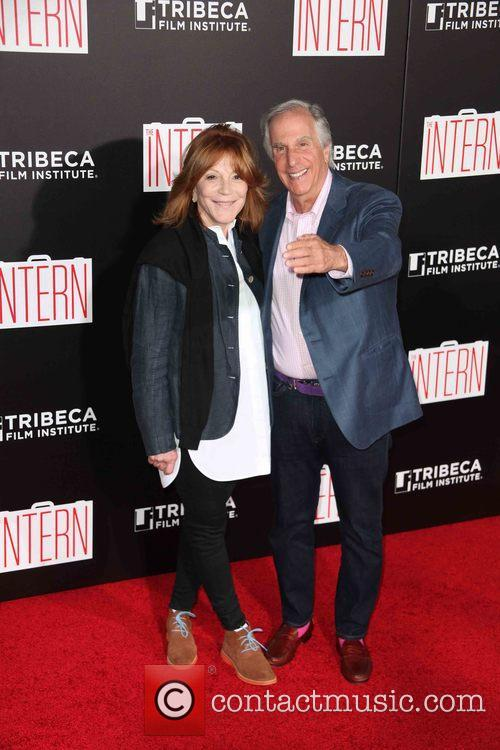 Stacey Weitzman and Henry Winkler 3