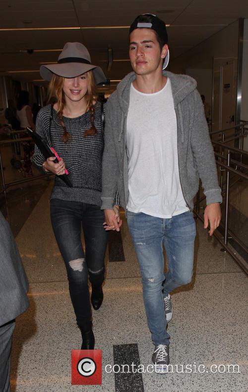Bella Thorne and Gregg Sulkin 3