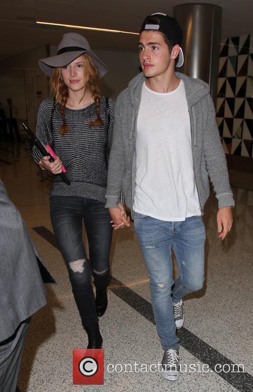 Bella Thorne and Gregg Sulkin 4