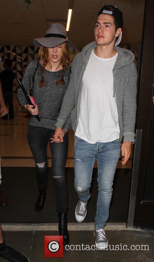 Bella Thorne and Gregg Sulkin 5