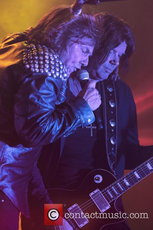 Europe, Joey Tempest and John Norum 2