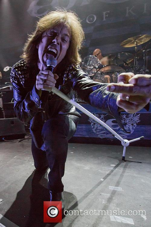 Europe and Joey Tempest 5