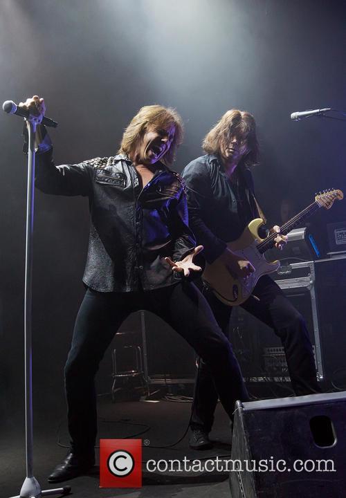 Europe, Joey Tempest and John Norum 4