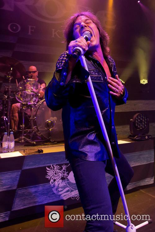 Europe and Joey Tempest 7