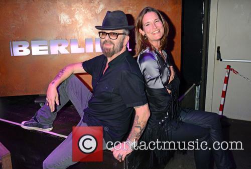Dave Stewart and Tita Von Hardenberg 4