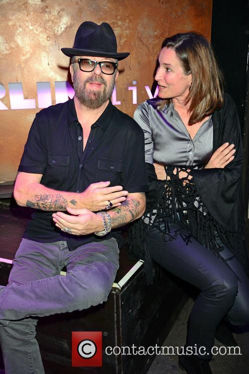 Dave Stewart and Tita Von Hardenberg 1