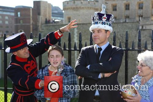 Ashley Cousins, David Walliams and Gilly Tompkins 6