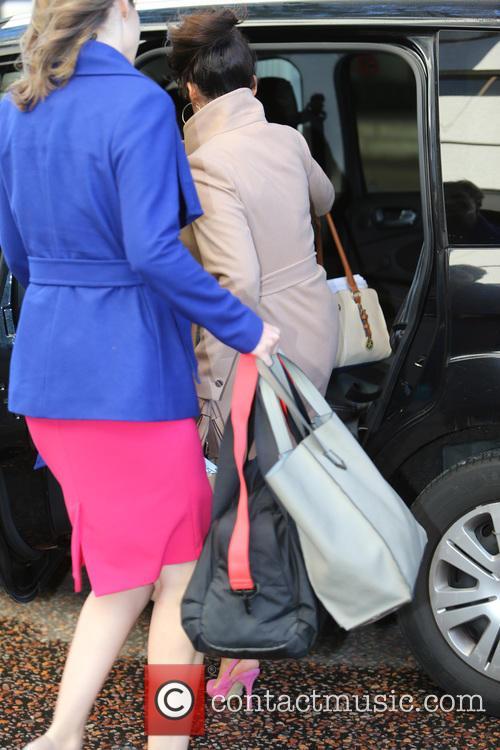 Charlotte Hawkins and Susanna Reid 6