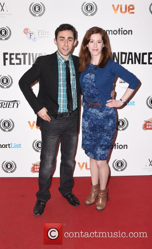 Kevin Sebastian and Elisabeth Ness 1
