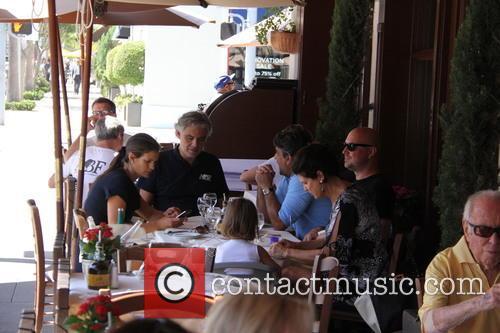Andrea Bocelli and Veronica Berti 5