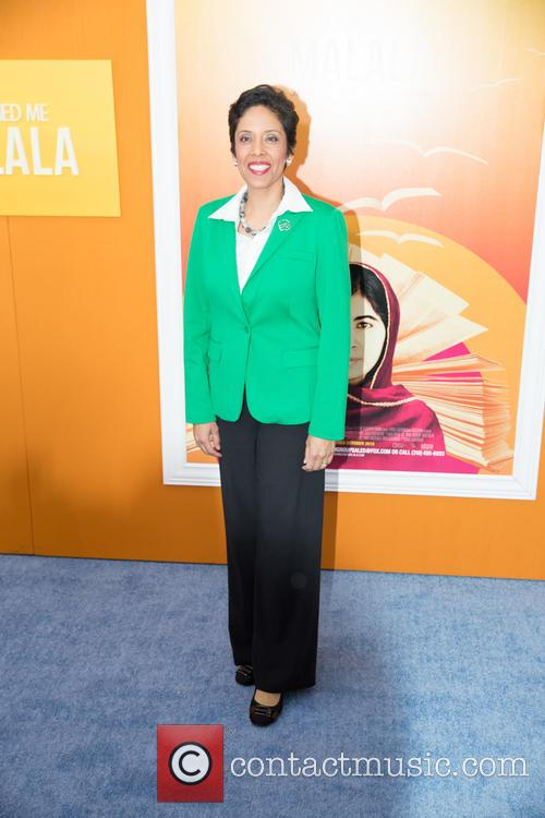 New York premiere of 'He Named Me Malala'
