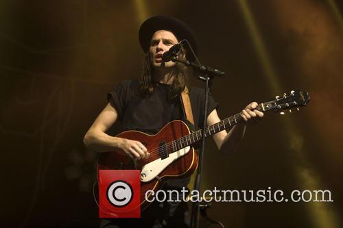 James Bay in concert
