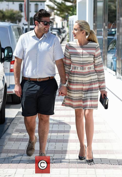 Lydia Bright and James Argent 8
