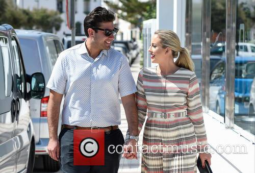 Lydia Bright and James Argent 9