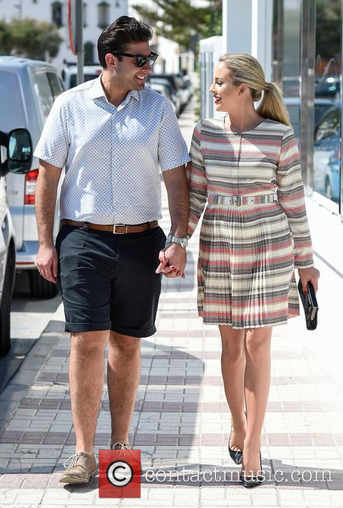 Lydia Bright and James Argent 10