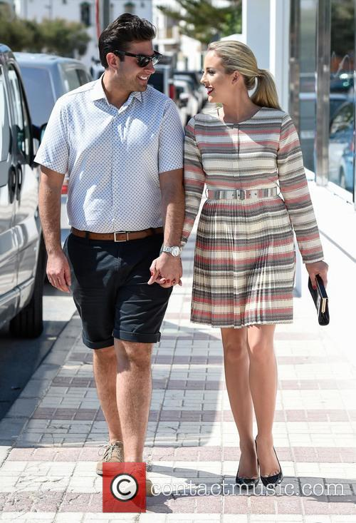 Lydia Bright and James Argent 11