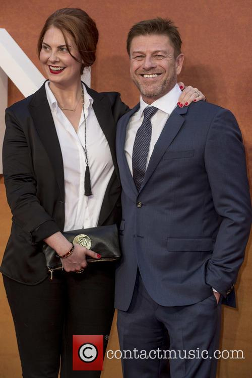 Ashley Moore and Sean Bean 6