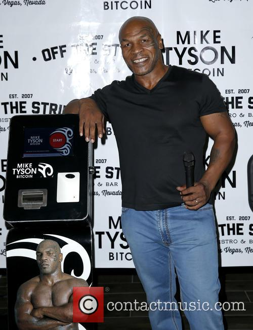 Mike Tyson 8