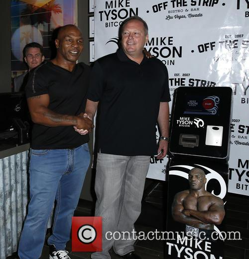 Mike Tyson and Tom Goldsbury 3