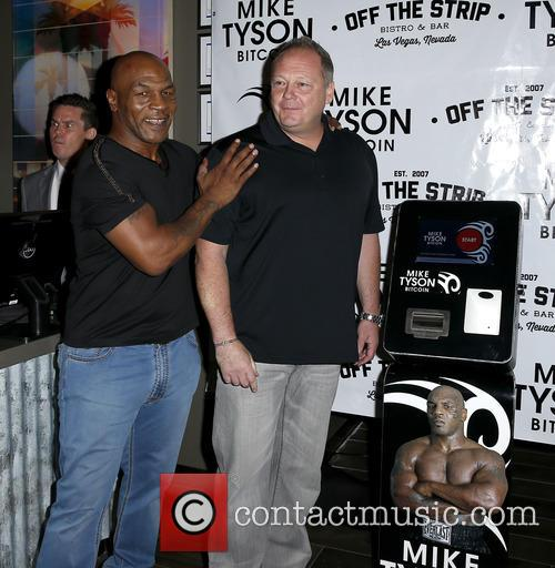 Mike Tyson and Tom Goldsbury 4