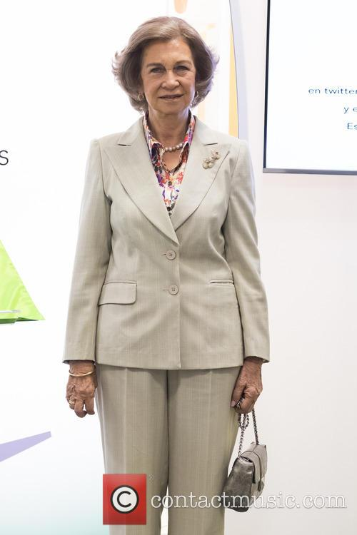 Queen Sofia Of Spain 4
