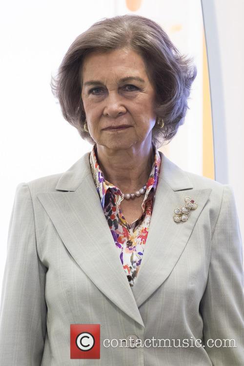 Queen Sofia Of Spain 5