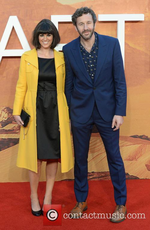 Chris O'dowd and Dawn O'porter