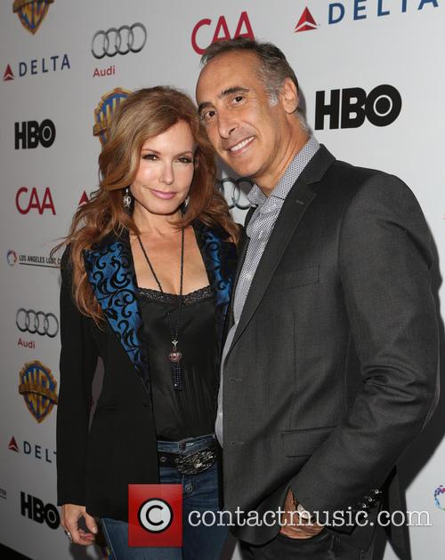 Tracey Bregman and Brian Landow 5