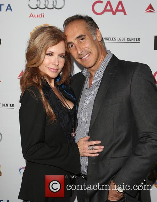 Tracey Bregman and Brian Landow 9