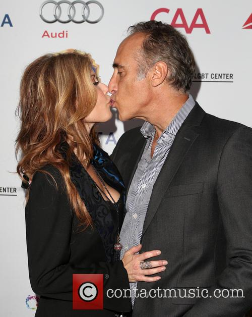 Tracey Bregman and Brian Landow 10
