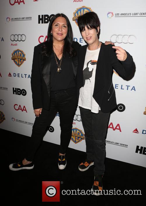 Kathy Kloves and Diane Warren 4