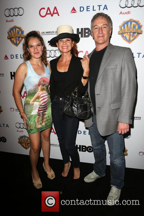 Valentina Shelton, Lolita Davidovich and Guest 3