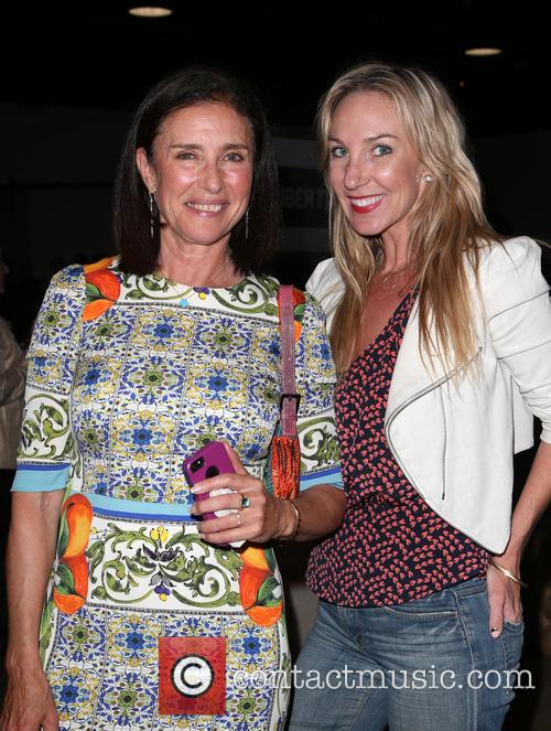 Mimi Rogers and Guest 1