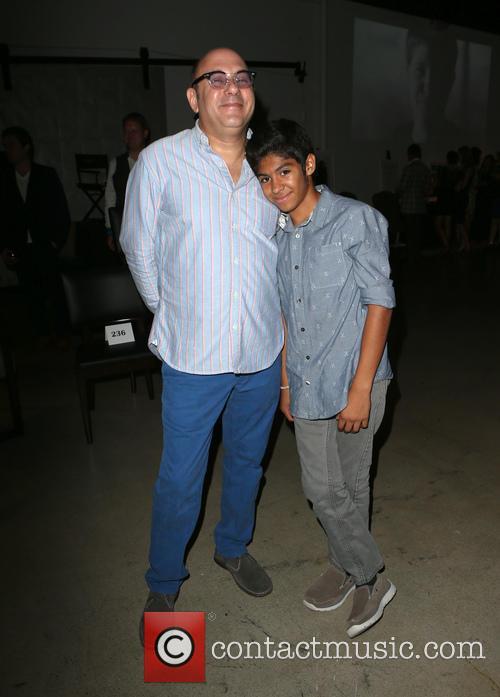 Willie Garson and Nathen Garson 2