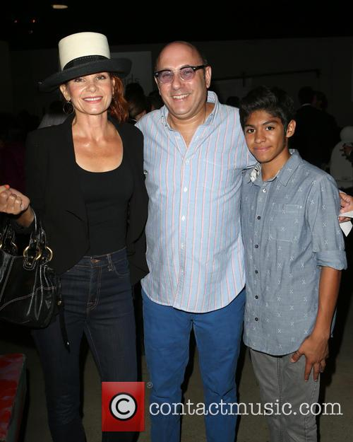 Lolita Davidovich, Willie Garson and Nathen Garson 3