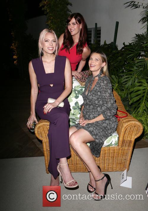 Erin Foster, Sara Rue and Sara Foster 1