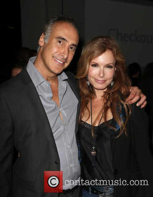 Brian Landow and Tracey Bregman 1