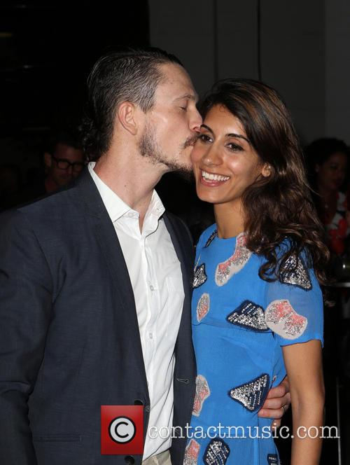 Jonathan Tucker and Tara Ahamed Tucker 3