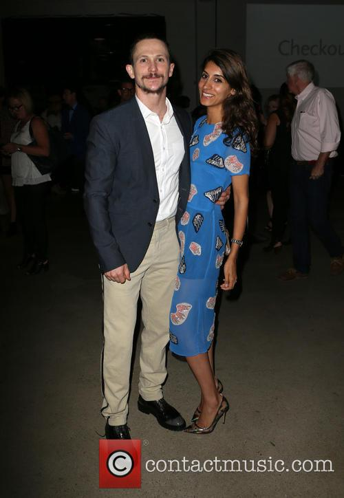 Jonathan Tucker and Tara Ahamed Tucker 1