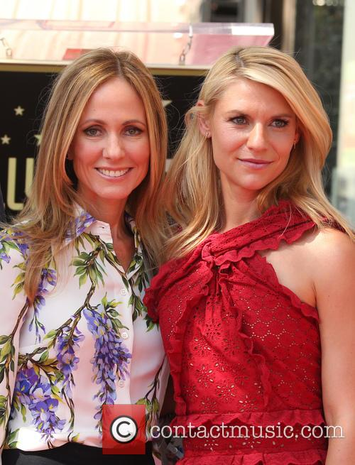 Dana Walden and Claire Danes 2