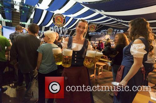 The Paulaner Oktoberfest 2