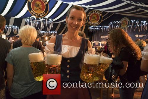The Paulaner Oktoberfest 3