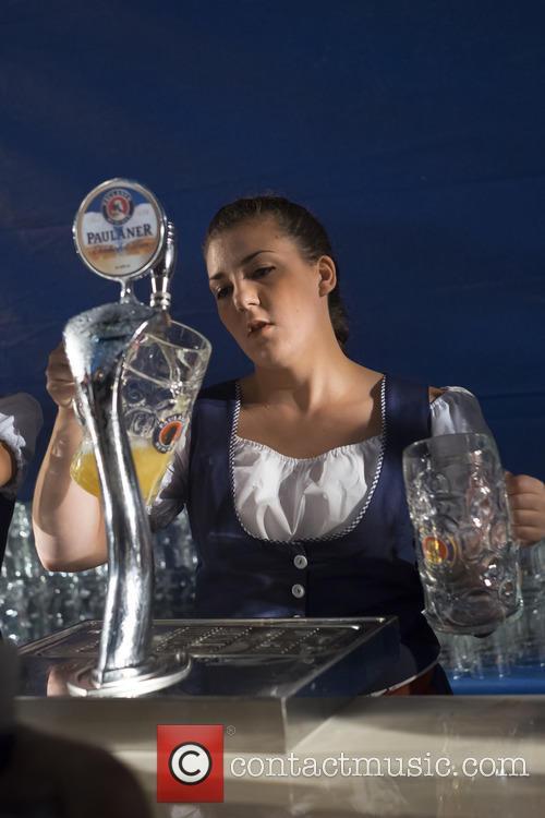 The Paulaner Oktoberfest 6