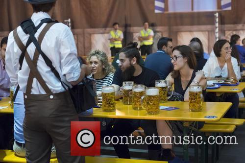 The Paulaner Oktoberfest 7
