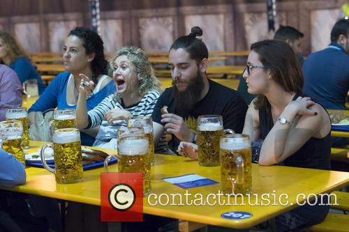 The Paulaner Oktoberfest 8