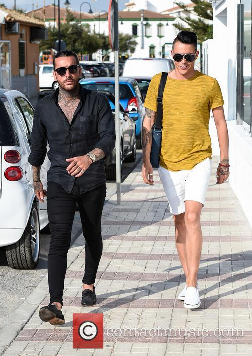 Bobby Norris and Peter Wick 2