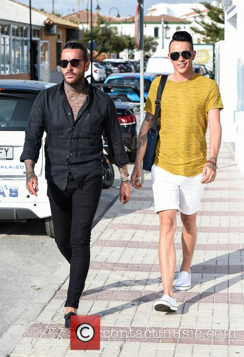 Bobby Norris and Peter Wick 4